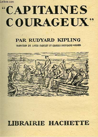 capitaine courageux kipling