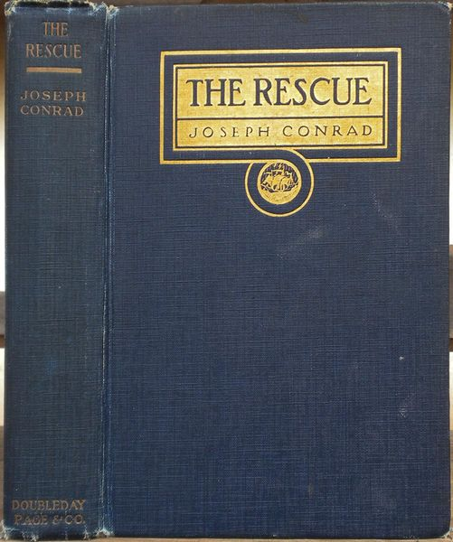 The Rescue A Romance Of The Shallows 624
