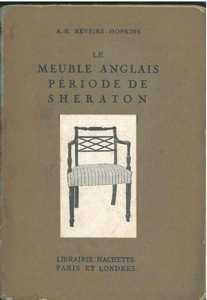 Mobilier marelibri for Meuble anglais paris